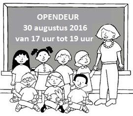 Opendeur 30 augustus 2016